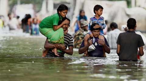 A tale of two cities: The similar story of Mumbai and Chennai floods