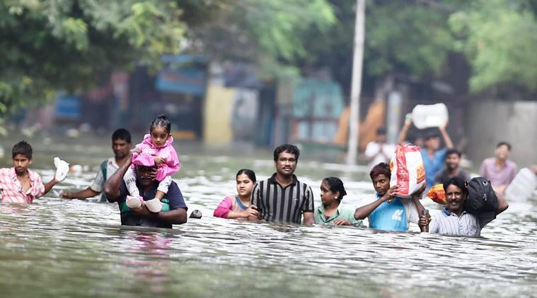 chennai floods, chennai rains, chennai flood relief, bank loans chennai floods, chennai flood monetary relief, business news, india news, tamil nadu news, latest news