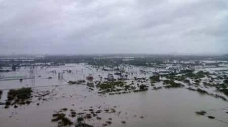 Chennai deluge: Airport shut till December6