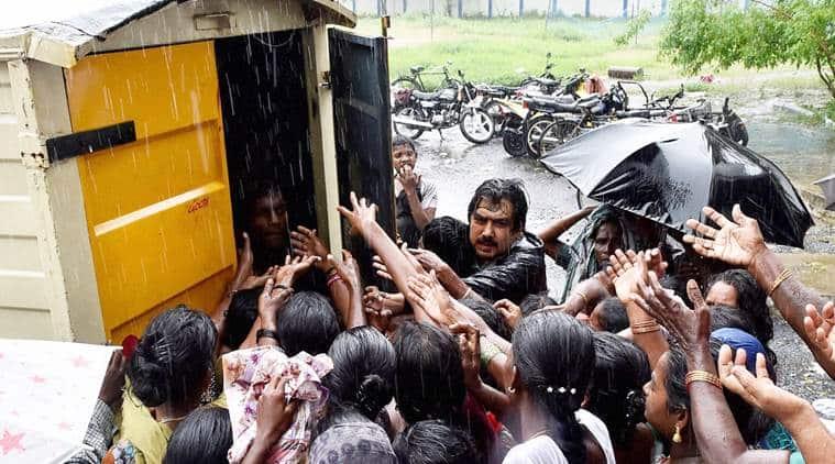 chennai rain, chennai flood, puducherry rain, puducherry aid, aid from puducherry CM, N Rengasamy, flood relief, flood relief from puducherry, puducherry flood relief