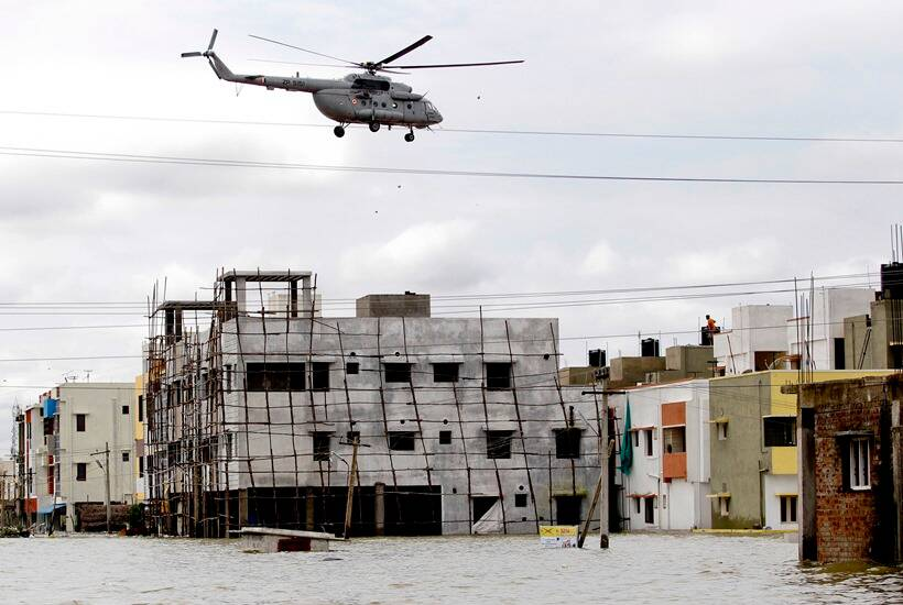 Chennai flood, Chennai, chennai rains, Chennai flood pictures, Chennai flood relief, Tamil nadu floods, Chennai rescue work, Floods rescue work, Chennai latest news, india news