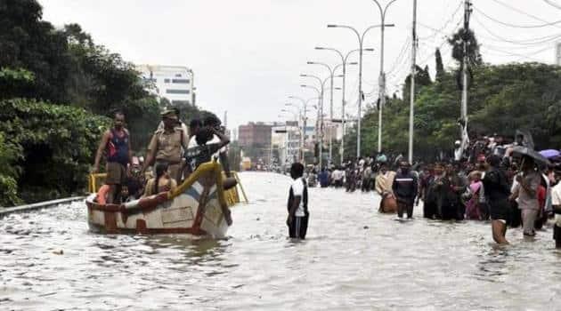 chennai floods 2015 images, Chennai flood, Chennai, chennai rains, Chennai flood pictures, Chennai flood relief, Tamil nadu floods, Chennai rescue work, Floods rescue work, Chennai latest news, india news