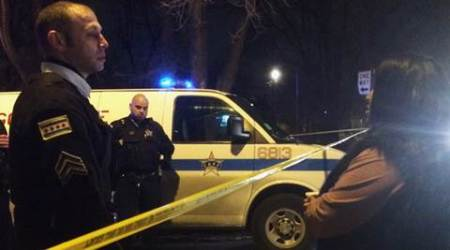 Chicago police officer fatally shoots black college student, mother offive