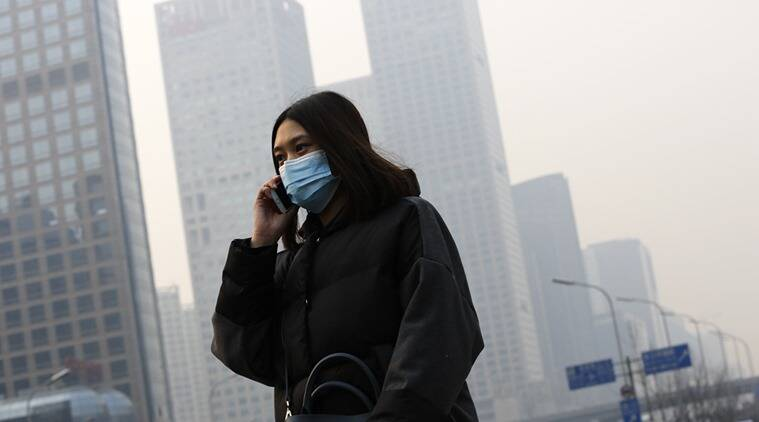 China, Beijing, Smog, smog red alert, China smog, Beijing Smog, china haze, china pollution, beijing pollution, china, china, news