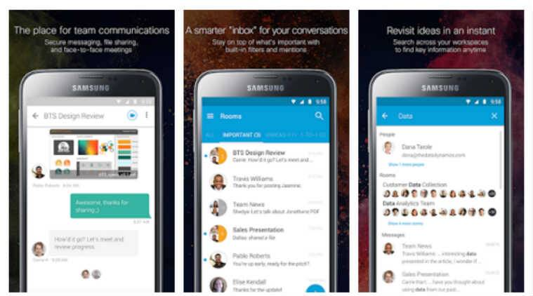Top email apps, Email apps, Best email apps, Outlook, Inbox, Inbox invite, CloudMagic, Cisco Spark, Cisco Spark email, Outlook iOS, Inbox iOS, technology, technology news