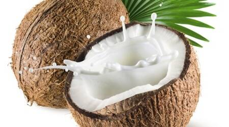 Coconut milk may be the next best to breast milk, it's healthier