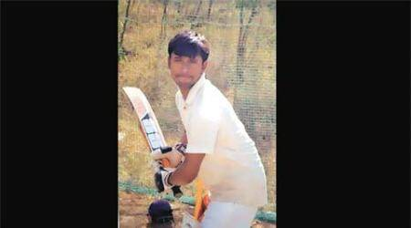 A cricketer, who once sold vada pao, now aims to create Guinness record