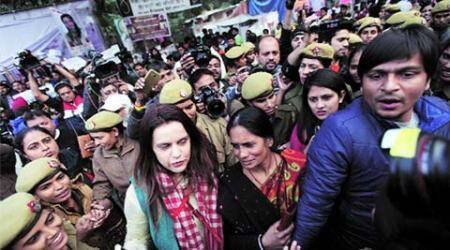 Dec 16 gangrape: Parents seeks quick passage of JJ Bill in Parliament, seek support from Congress