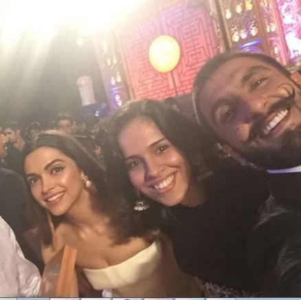 Saina, Deepika are, Ranveer Singh