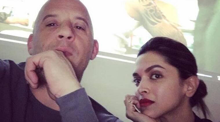 deepika padukone, vin diesel, xxx, deepika padukone vin diesel, deepika, vin diesel deepika, irrfan khan, irrfan khan deepika padukone, irrfan khan deepika, deepika padukone hollywood movies, deepika padukone news, entertainment news