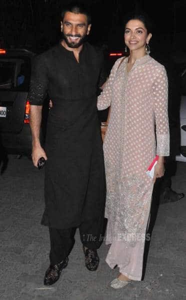 Ranveer Singh and Deepika Padukone photos