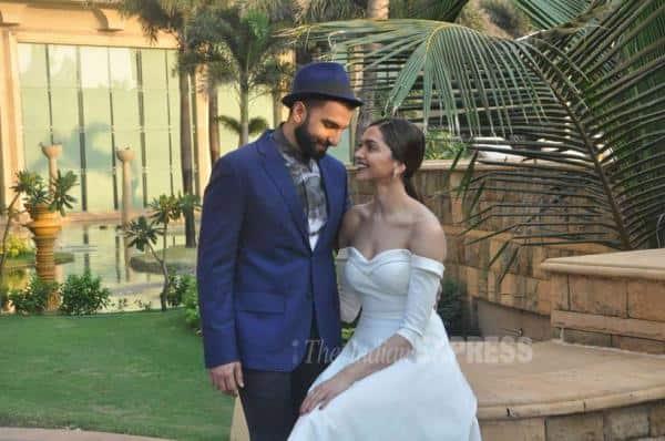 Ranveer Singh and Deepika padukone love story
