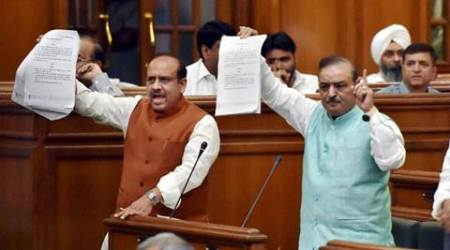 Delhi lokpal bill debate: A strange alliance of BJP, Congress and former AAP leaders trying to derail a crucialreform