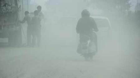 Weather gives Delhi better air quality than this time last year