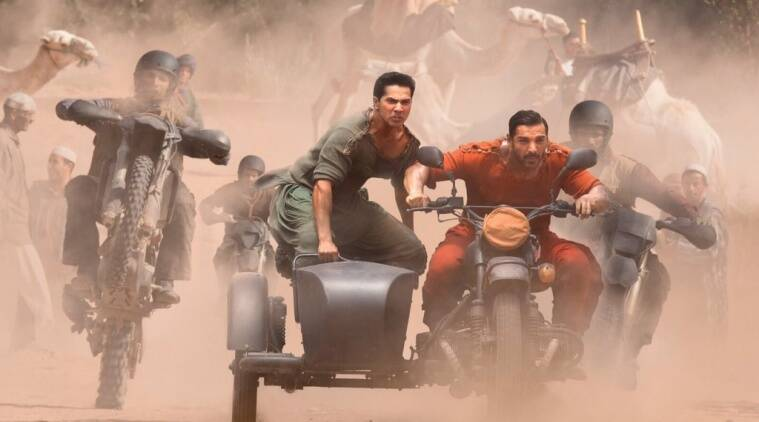 Dishoom, Varun Dhawan, John Abraham, bollywood