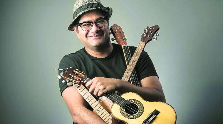 Dhruv Ghanekar, Bacardi NH7 Weekender, music, music composer, talk, indian express