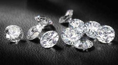 ahmedabad, diamond export, diamond export decline, gems and jewellery export promotion council, indian express ahmedabad
