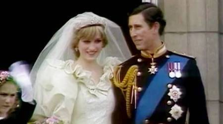 Want a slice of history? Princess Diana's wedding cake goes toauction