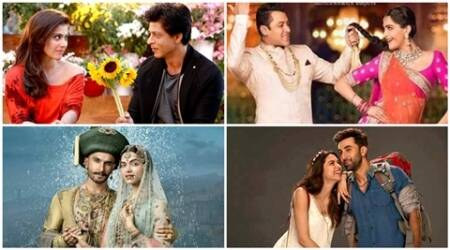 dilwale, bajirao mastani, prem ratan dhan payo, top 10 movie, top 10 bollywood movies, top 10 hindi films, bajirao mastani, hate story 3, pyaar ka punchnama, bahubali, abcd 2, tanu weds manu returns, shah rukh khan, kajol, ranveer singh, deepika padukone, salman khan, entertainment news, bollywood films