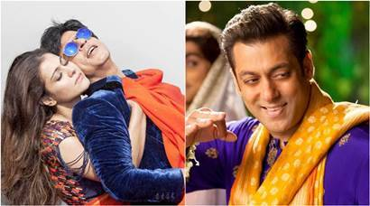 Dilwale, Shah Rukh Khan, Prem ratan Dhan payo, Salman Khan, Bajrangi Bhaijaan, Singh Is Bliing, Akshay Kumar, Brothers, Top five Bollywood movies, top Five Opening Day, First day Collection, opening Day collection, Bollywood Movies Collection