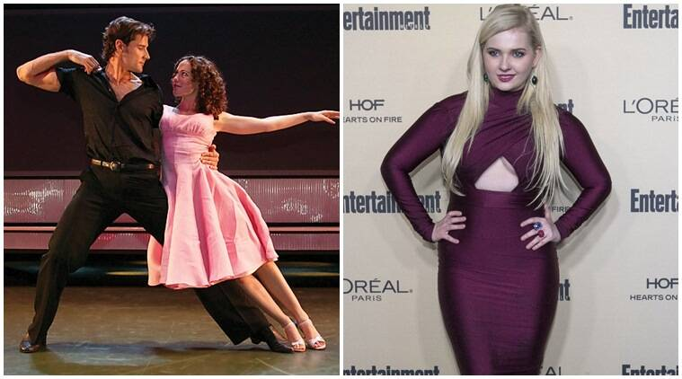dirty dancing, dirty dancing remake, Abigail Breslin, Abigail Breslin movies, Abigail Breslin in dirty dancing, Jennifer Grey, Patrick Swayze, dirty dancing cast, dirty dancing film, dirty dancing remake release, entertainment news