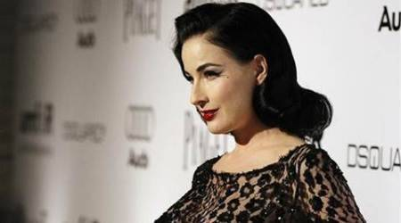 Dita Von Teese, Burlesque star Dita Von Teese,Adam Rajcevich, Dita Von Teese husband, entertainment news