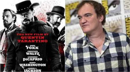 Quentin Tarantino sued over 'Django Unchained'