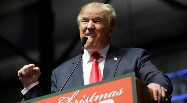 Reportedly, US Presidential candidate Donald Trump has been nominated for Nobel Peace Prize