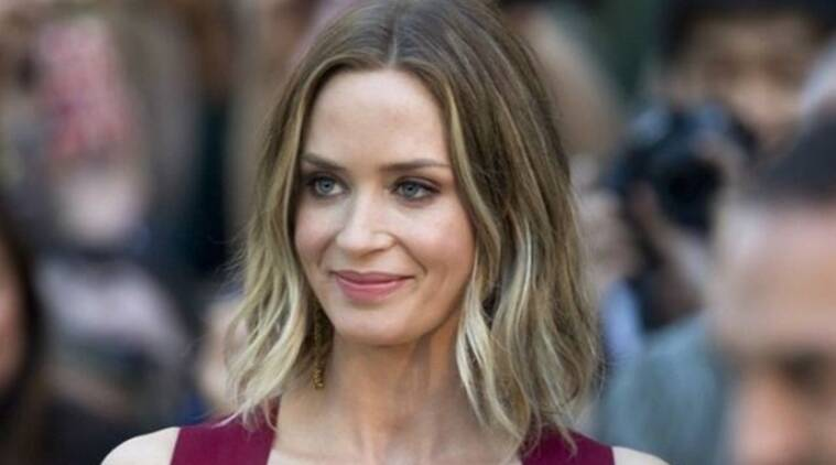 Emily Blunt, Emily Blunt Films, Emily Blunt Sleepless nights, Emily Blunt The Girl on the Train, Entertainment news