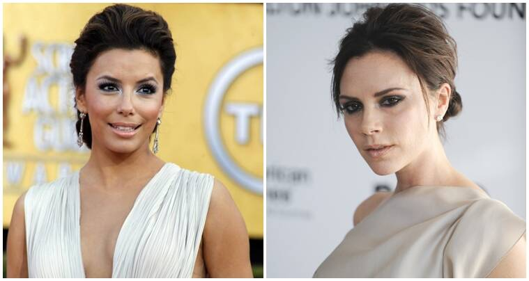 Victoria Beckham Designing Eva Longoria's Wedding Dress