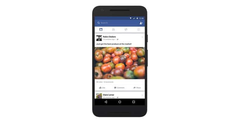Facebook News Feed, Facebook NewsFeed improvments, Facebook 2G, Facebook NewsFeed on 2G, Facebook, Facebook improves NewsFeed, Facebook Mobile connections, Facebook connection, technology, technology news