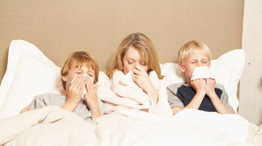 Fight the flu with these 8 home remedies 1