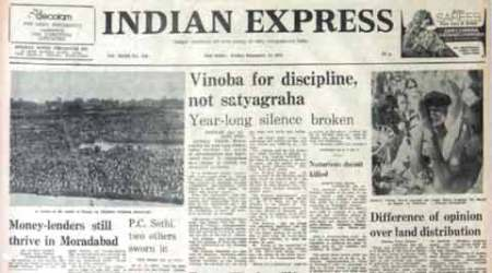 Forty Years Ago: Vinoba speaks