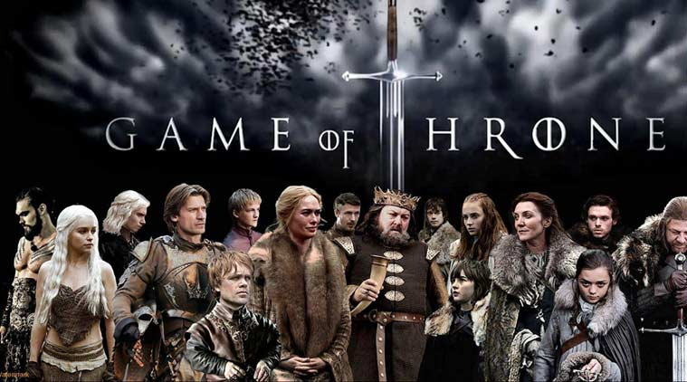 Game of Thrones' leads list of most pirated TV shows