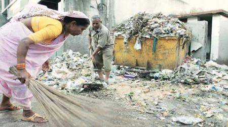 Unsmart city 2015: Waste processing, disposal continue to bechallenge