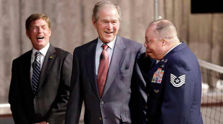 George W Bush, Muslims, Democrats, Democrats Muslims, US elections, Republican, US Republican, US Democrats, world news