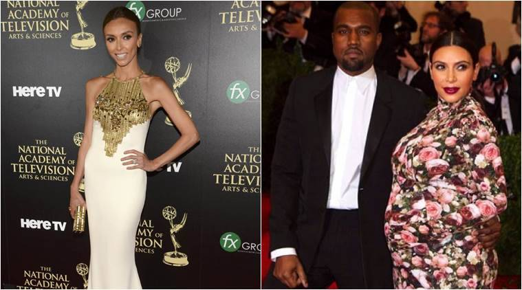 Giuliana Rancic, Kim Kardashian west, Kim Kardashian baby, Kim Kardashian son, Kim Kardashian son Saint, Kim Kardashian New born, Entertainment news