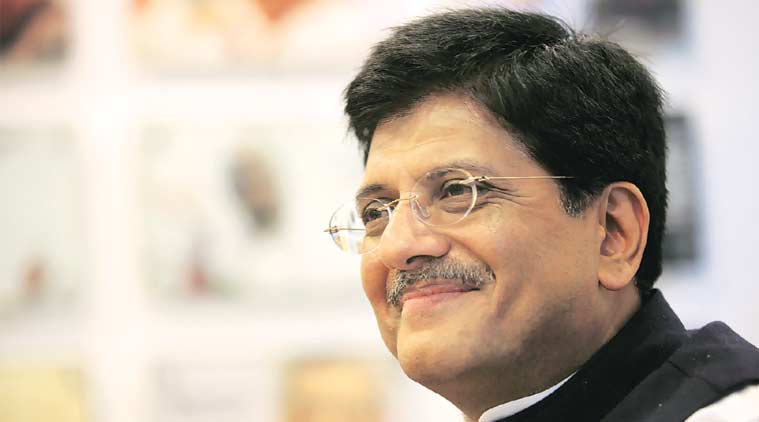 Piyush Goyal, Piyush Goyal Rajasthan Discoms, Rajasthan Discoms, BJP, Congress, Vasundhara Raje, latest news, india news, indian express