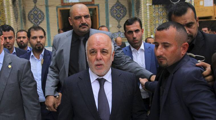 Haider al-Abadi , Iraq PM on IS, ISIS, ISIS militants, Syria IS militants, Iraq terrorism, Iraqi army, world news, indian express news
