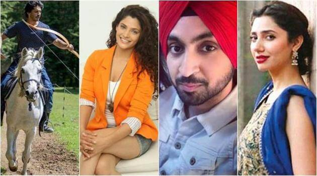 Harshvardhan Kapoor, Saiyami Kher, Mirzya, Mahira Khan, Raees, Sayesha Saigal, Shivaay, Abrar Zahoor, Neerja, Ritika Singh, Saala Khadoos, Diljit Dosanjh, Udta Punjab, Pooja Hegde, Mohenjo-Daro, Ayesha Kapoor, Paani, Mawra Hocane, Sanam Teri Kasam, entertainment photos, upcoming actors, upcoming actress, debut 2016
