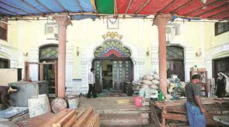 Bringing the past back: A 165-year old Delhi haveli shows theway