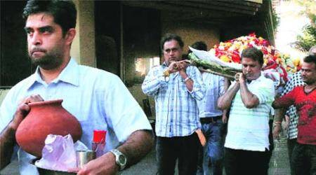 Mumbai double murder: Hema's ex-husband attends funeral, cops probe deaths
