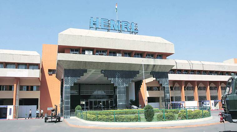 HEMRL is spread over 800 acres of the land in Pashan and Sutarwadi area.