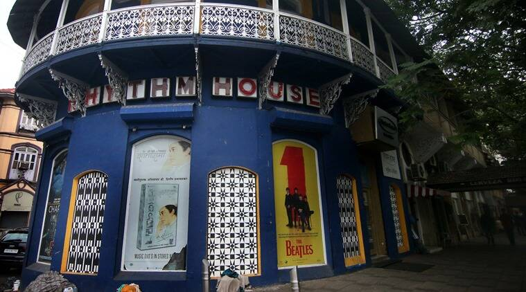 Rhythm House attracted all kinds of patrons. (Photo: Amit Chakravarty)