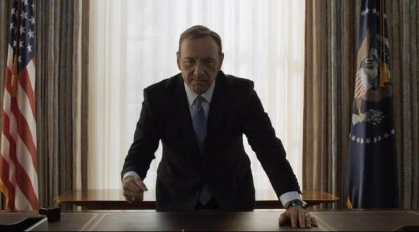 Netflix, Netflix India, House of Cards, Kevin Spacey, hollywood