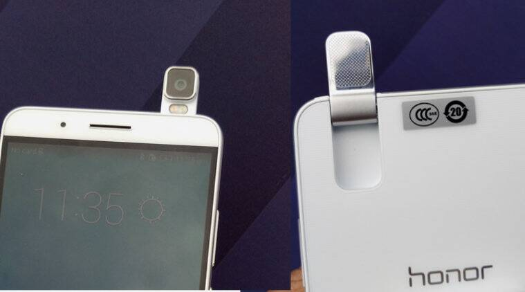 Huawei shows off Honor 7i with an interesting camera ...