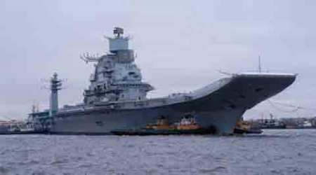 INS Vikramaditya gas leak: Twitter reacts to latest naval accident