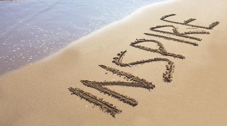 Inspire on Sand