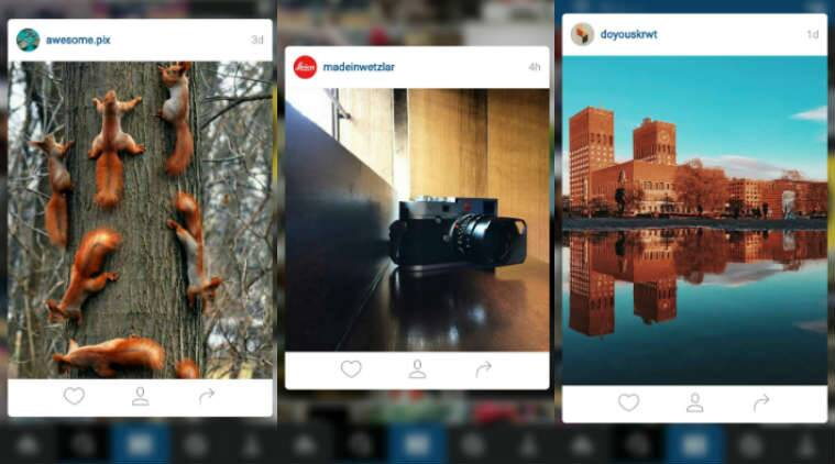 Instagram brings 3D Touch feature to Android with its new software update