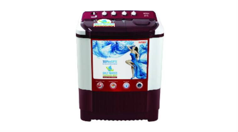 Intex, Intex washing machines, Intex new washing machines, Intex semi-automatic washing machines, Intex wahing machines features, Intex WMS76FT wahing machine, Intex WMS76FT washing machine price, Intex WMS76FT washing machine features, Intex WMS76ST washing machine, Intex WMS76ST wahing machine price, Intex WMS76ST features, technology, technology news